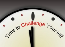 Time to challenge yourself