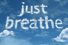 just breathe clouds